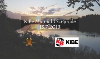 Kibe Midnight Scramble artikkelikuva