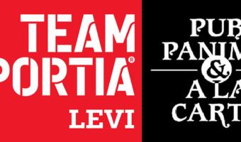 Team Sportia & Panimo logo