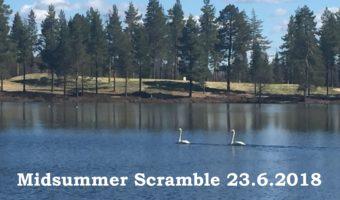Midsummer scramble