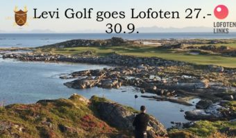 Levi Golf goes Lofoten