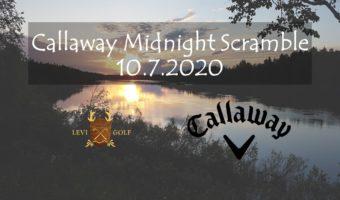 Callaway Midnight Scramble artikkelikuva