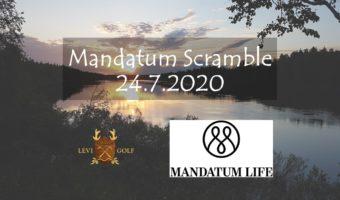 Mandatum Midnight Scramble artikkelikuva